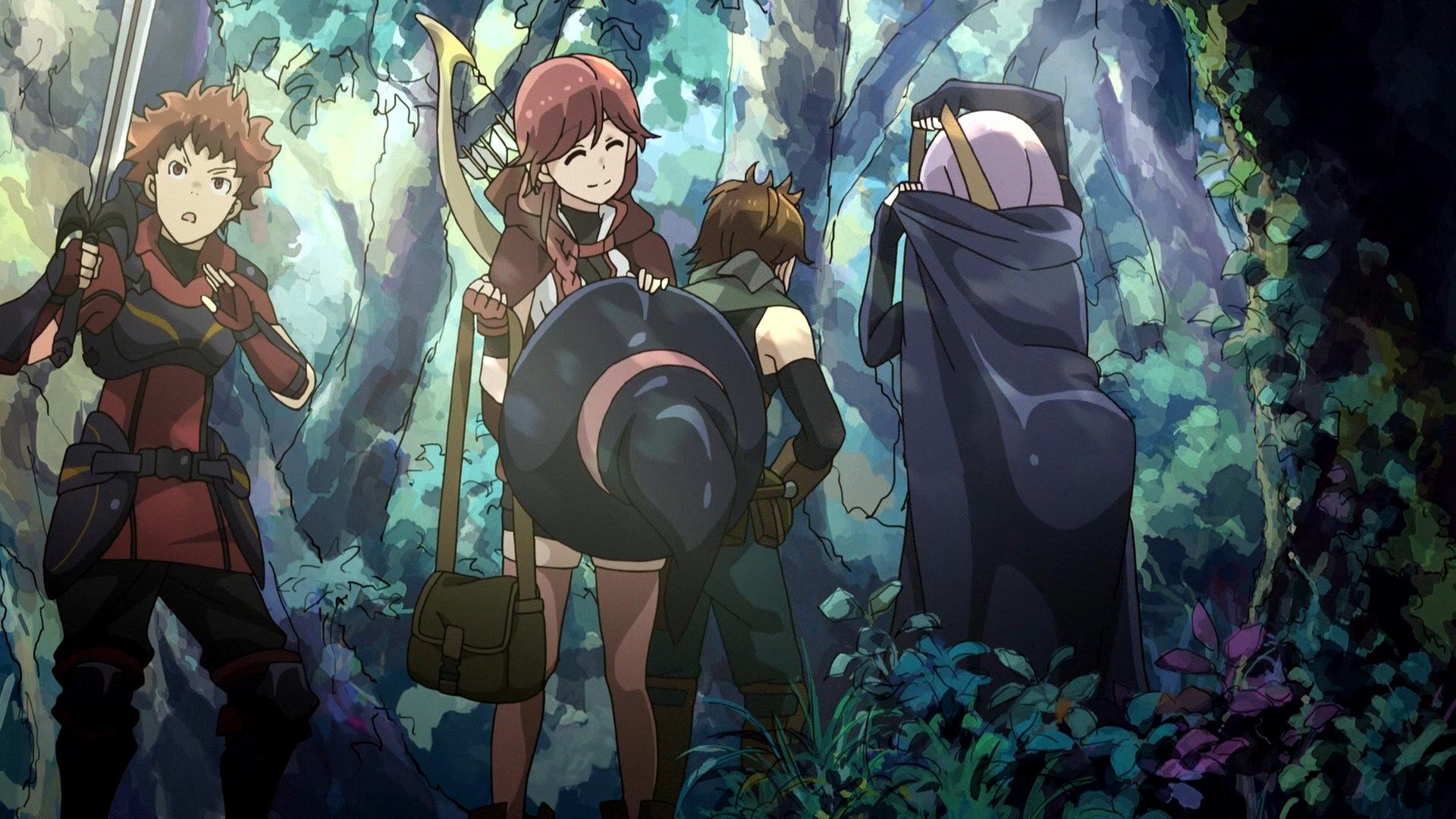 Spoilers Hai To Gensou No Grimgar Episode 2 Discussion R Anime Anime Good Anime Series Otaku Anime