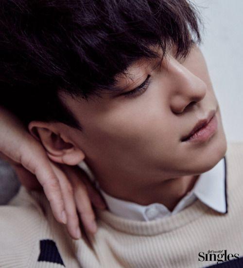 Chen - Singles magazine, March 2017 Ξ【 EXO 】Ξ Pinterest - küchen u form