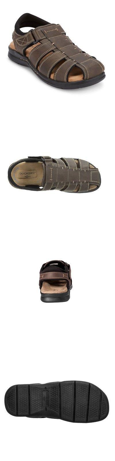 b6702115809 Sandals 11504  Dockers Mens Marin Casual Comfort Outdoor Sport Fisherman  Sandal Shoe -  BUY IT NOW ONLY   34.99 on  eBay  sandals  dockers  marin   casual ...