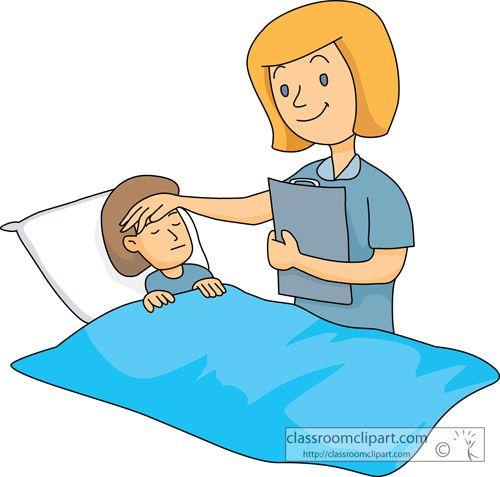 nurse and children medical nursetakingcaresick