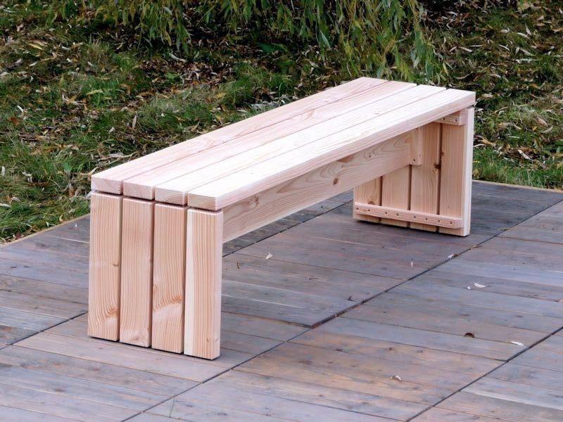 Gartenbank Holz 1 Gartenbank Holz Diy Gartenmobel Gartenbank