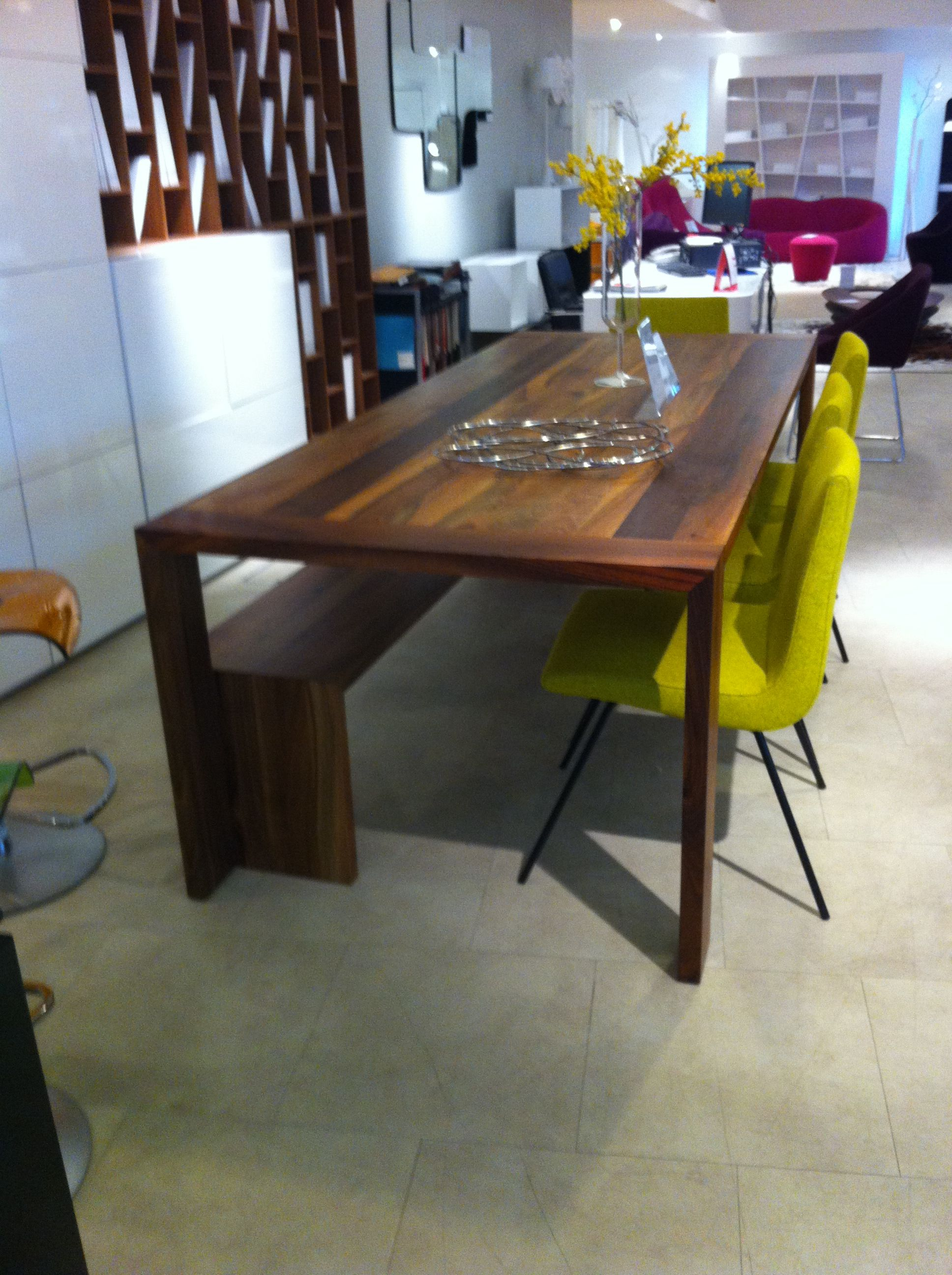 Ligne Roset Eaton Dining Table Kitchen