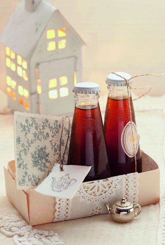geschenke aus der weihnachtsk che sirup lik r getr nke pinterest kuchen geschenke und. Black Bedroom Furniture Sets. Home Design Ideas