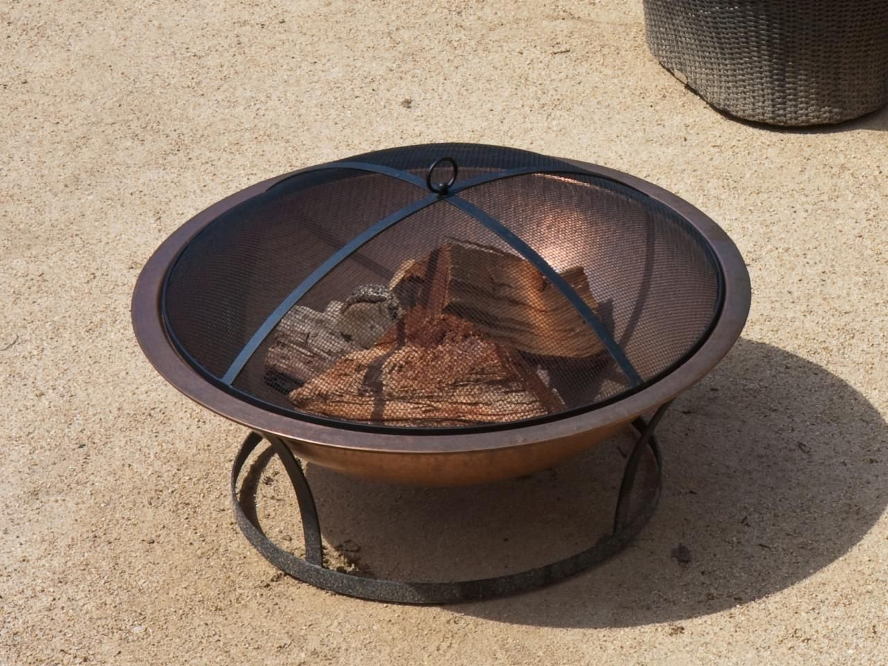 Copper Fire Pits | Outdoor Design - Landscaping Ideas ...