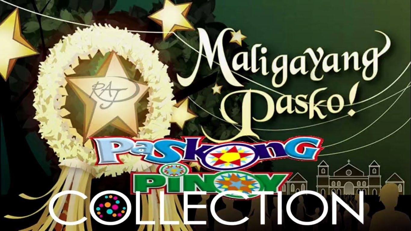 Part 1Paskong Pinoy OPM Christmas Songs Collection