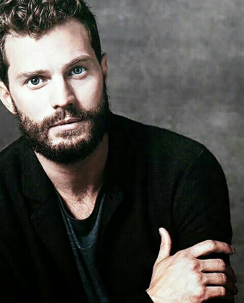 Jamie Dornan Model Actor Fifty Shades Of Grey Darker Freed Con