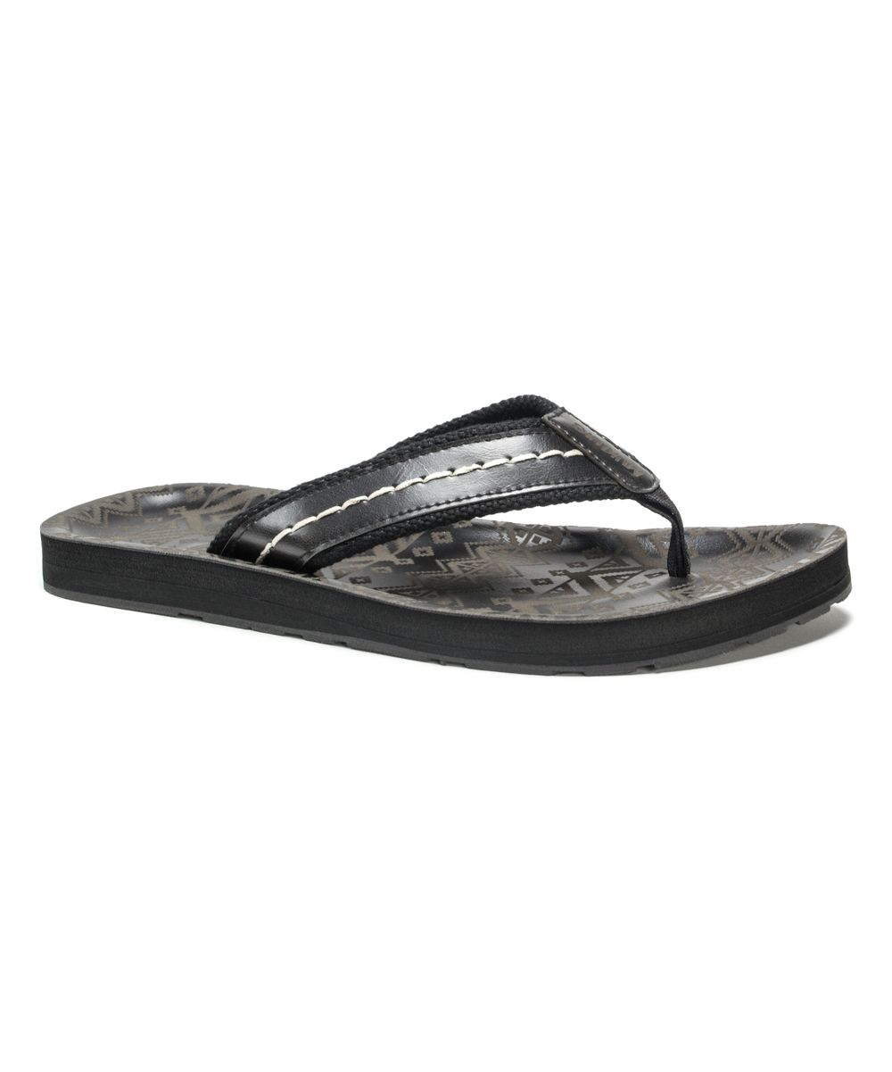51d7c1a2b463 Black Silas Sandal - Men
