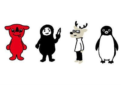 Http Www Moe Web Jp Character 2012 02 Sakazaki Chi Ba Html 坂崎千春 キャラクターデザイン 犬 キャラクター