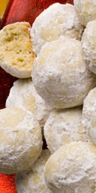 Italian Wedding Cookies Dessert Recipes Is A Traditional In Cuisine