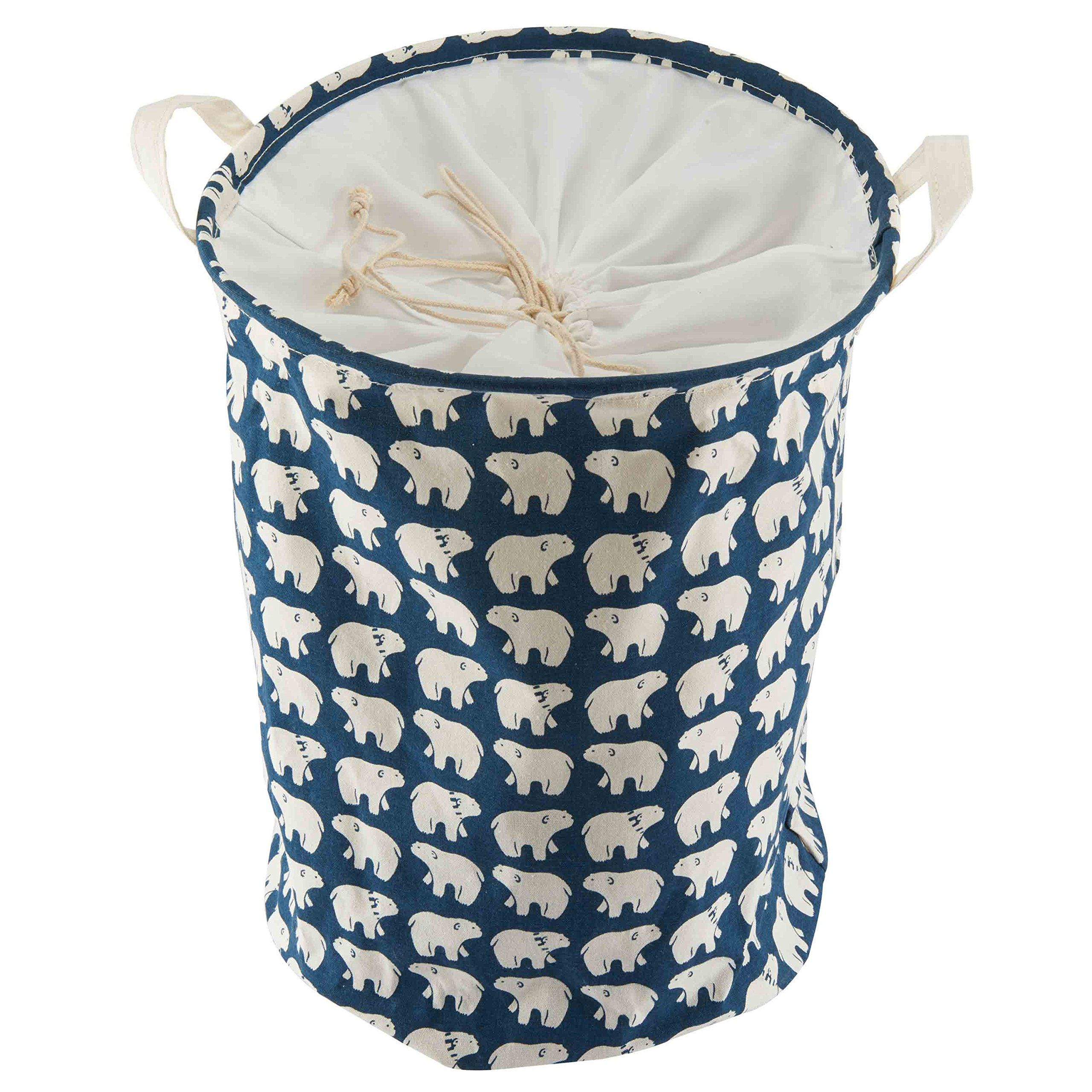 Foldable Laundry Hamper Basket Waterproof For Organizing Baby