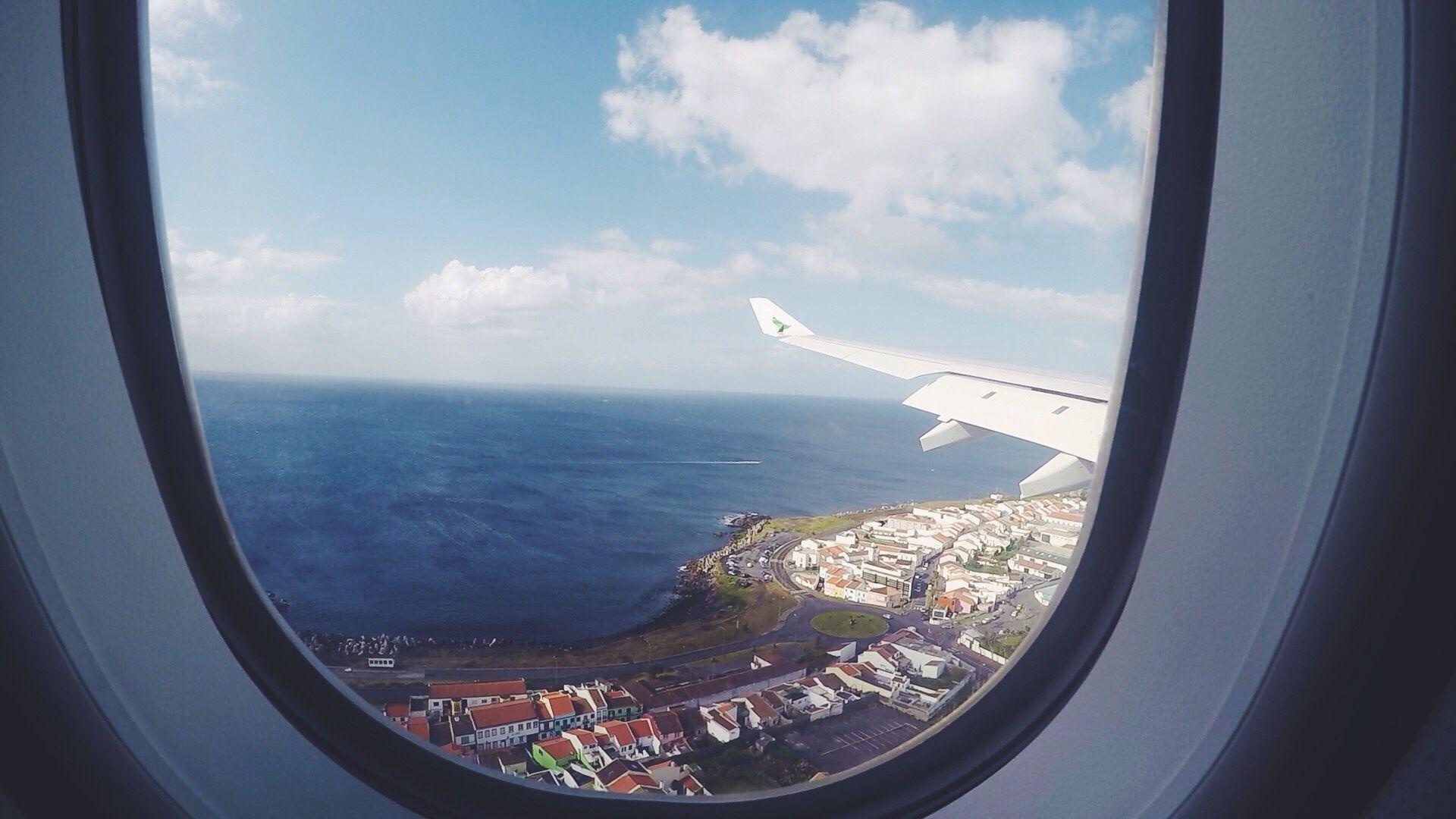 Travel often. Portugal. Azores.