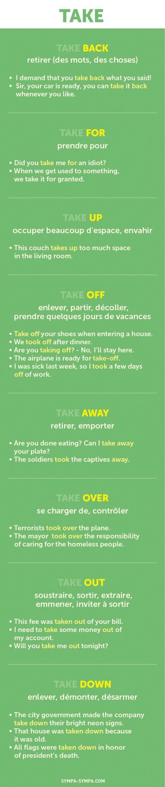 60 phrases et   avec les verbes les plus utiles pour bien parler anglais