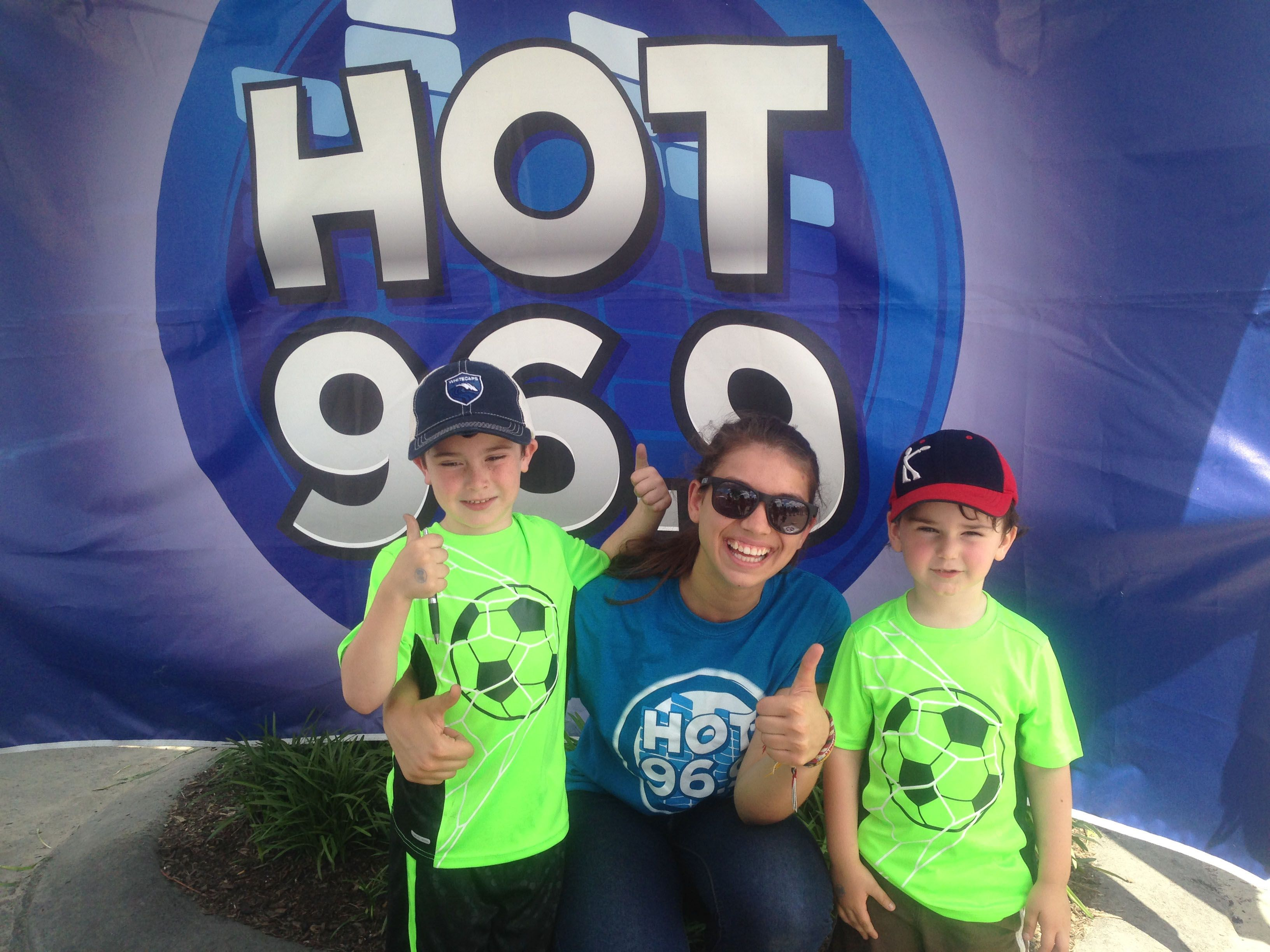 Hot 969 at our somerville festival food truck festival