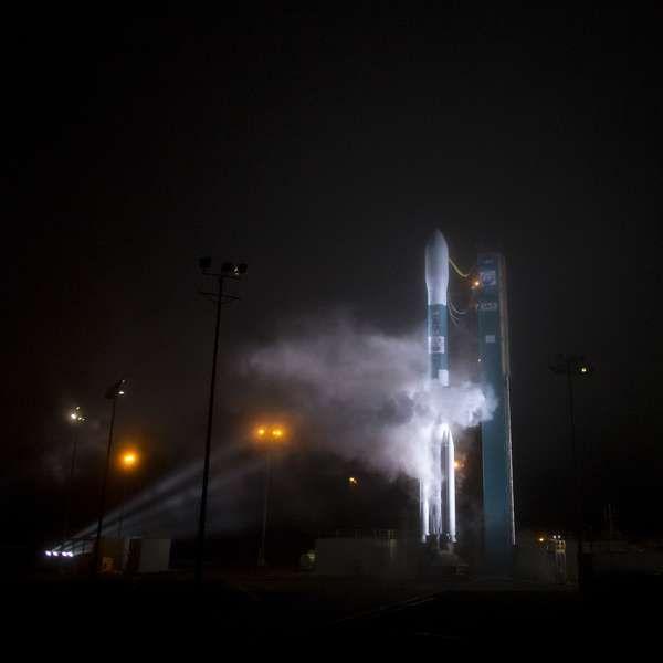 NASA lanzará en 2018 el primer cohete capaz de volar a Marte