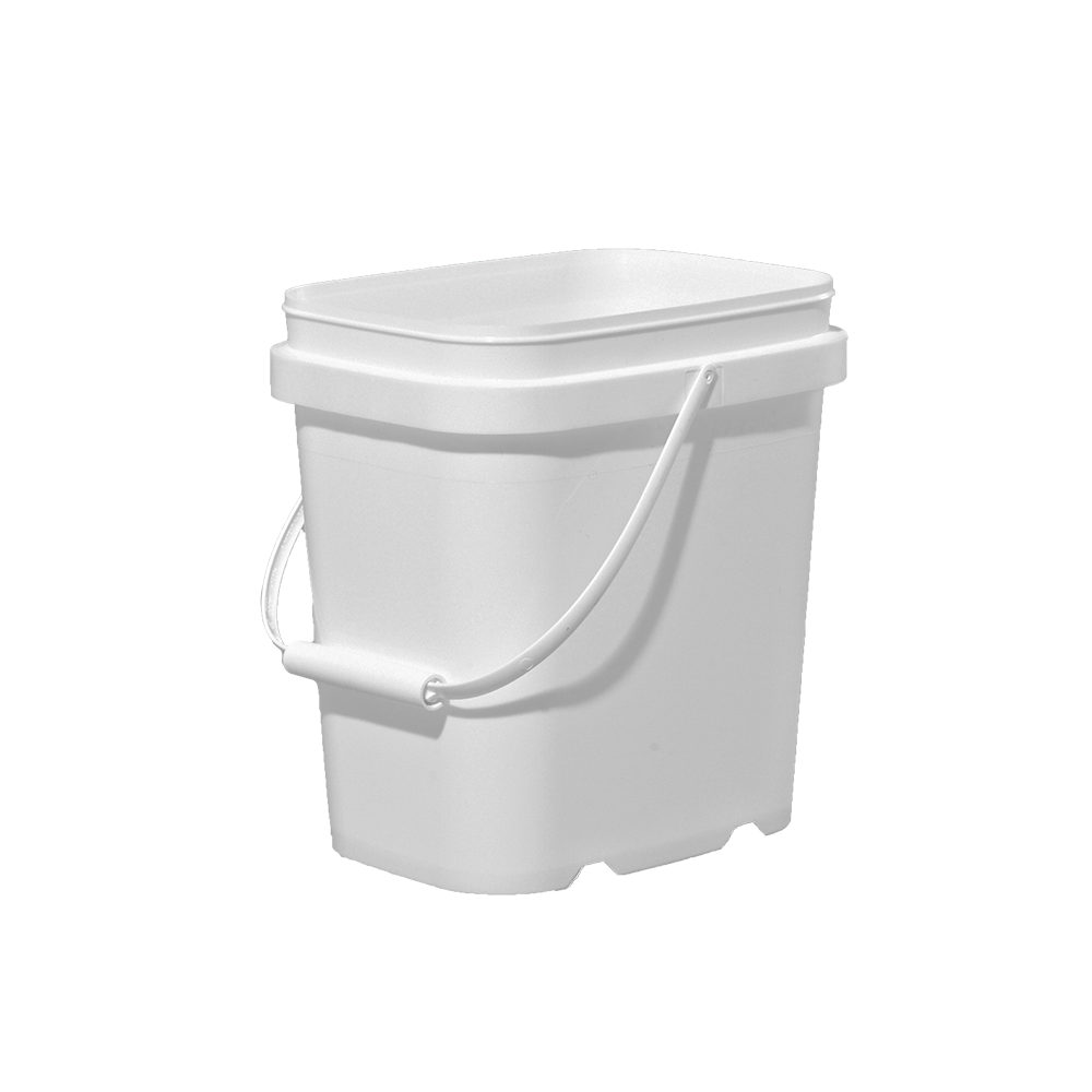 Illing Part 3et14 1 Gallon White Hdpe Ez Stor Pail W Handle Ez Stor Containers Are Available In An Assortment Of Sizes Colors And Pail Gallon Pail Bucket