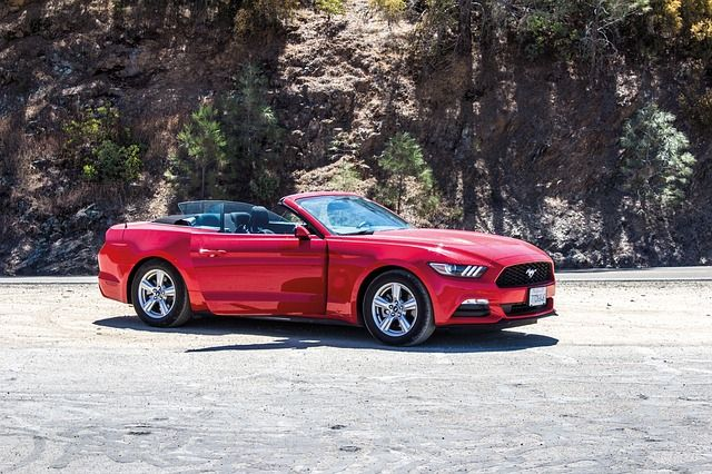 hidden costs of buying a convertible car like the ford mustang rh pinterest com