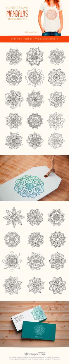 Rosaces tatouage mandala dessin mandala et art th rapie coloriage - Rosaces a colorier ...