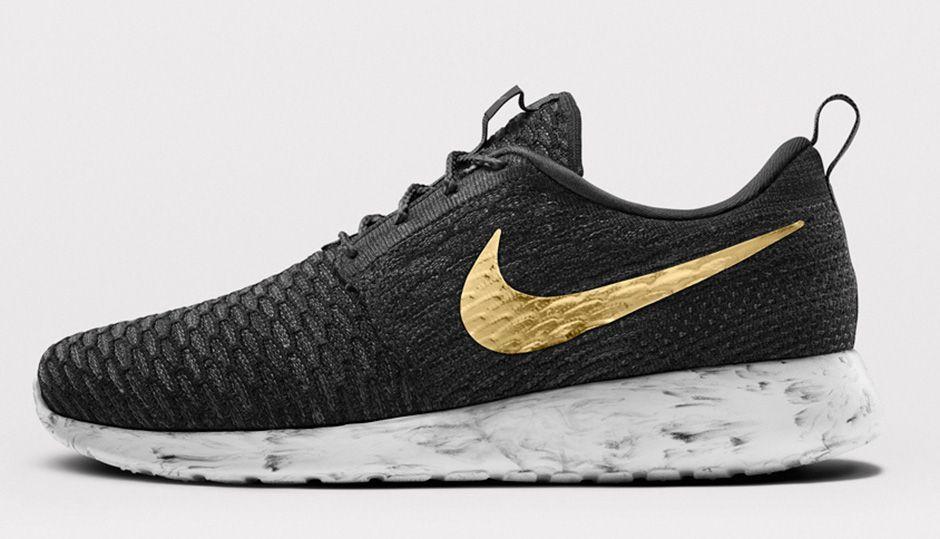 Nike Flyknit Roshe Run arrive sur NikeID - Release