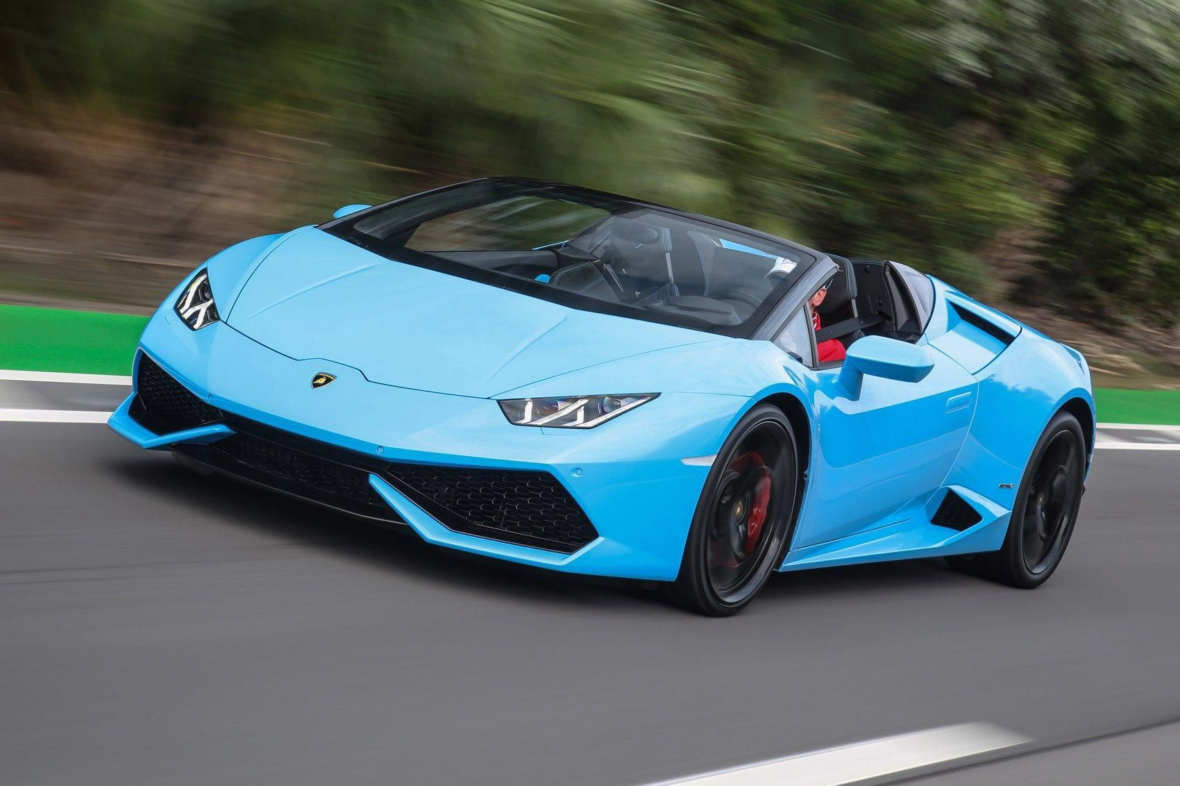 All CAR magazine UK's Huracan reviews and news