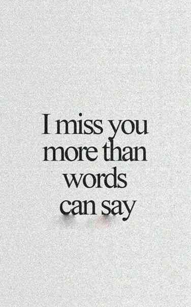25 'Missing You' Quotes To Send Close Family & Friends When You Miss Them