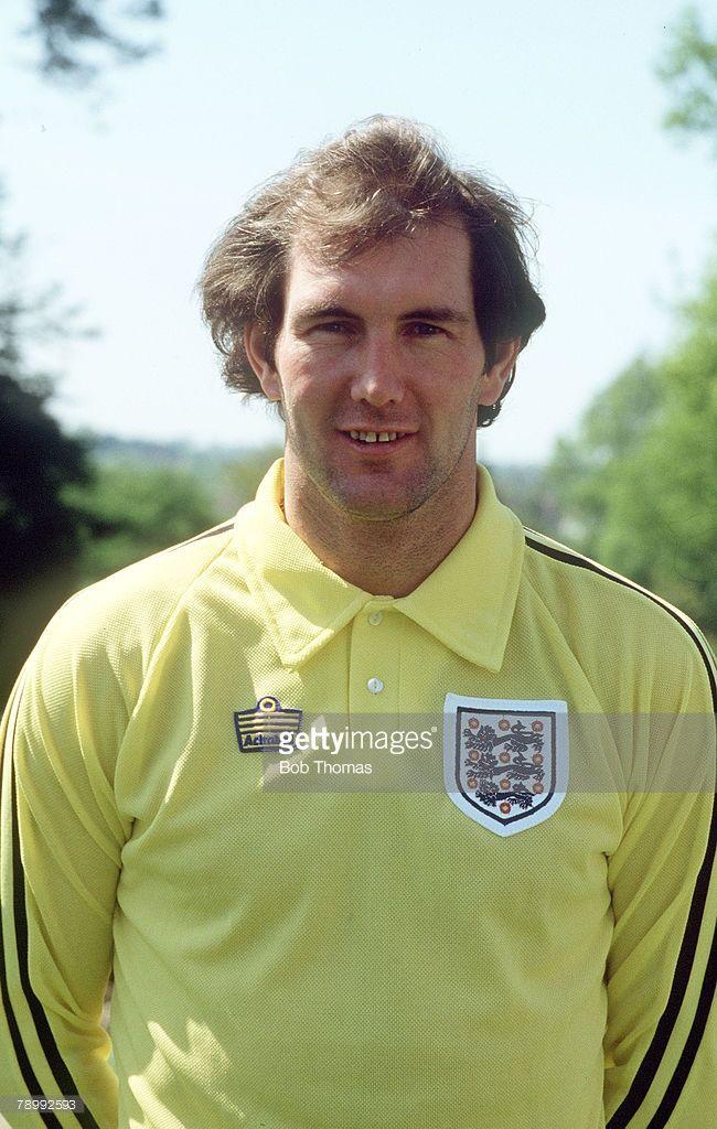 circa 1980 Joe Corrigan England and who won 9 England