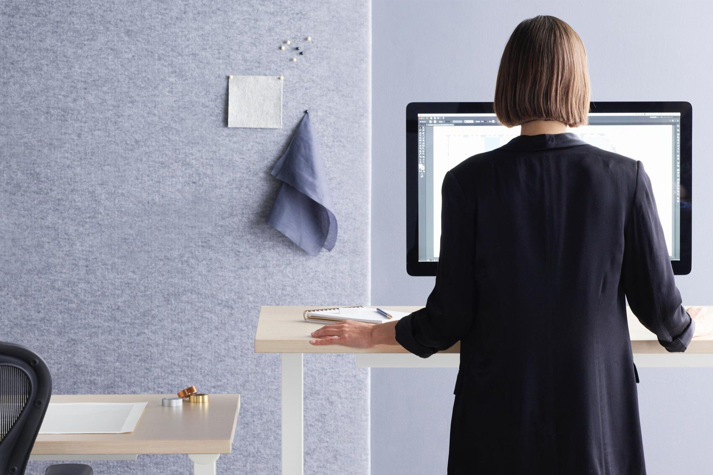 Live Os Where Robotics Meets Office Design Smart Desk Best