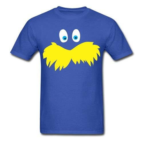 Seuss shirt - Men's T-Shirt