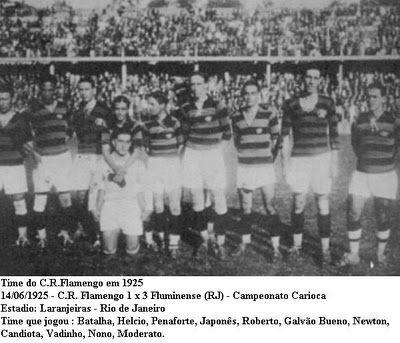 Flamengo - 1925.