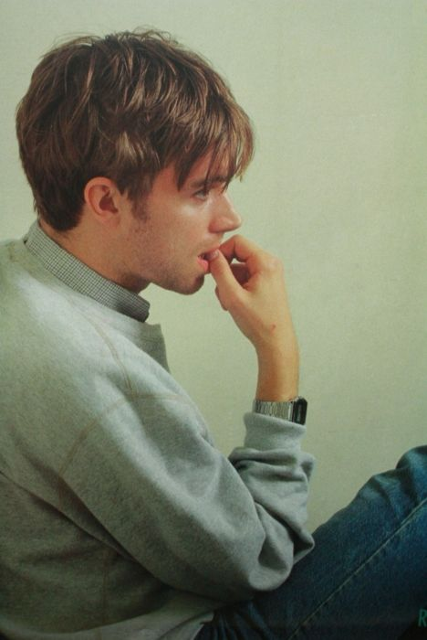 is graham cox from blur gay