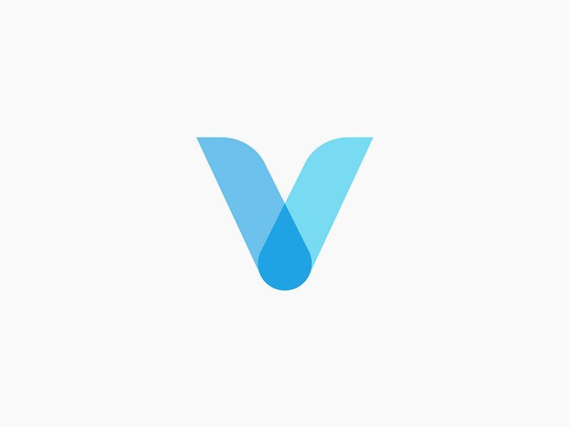 Vital logo | Water drops, Logos and Water