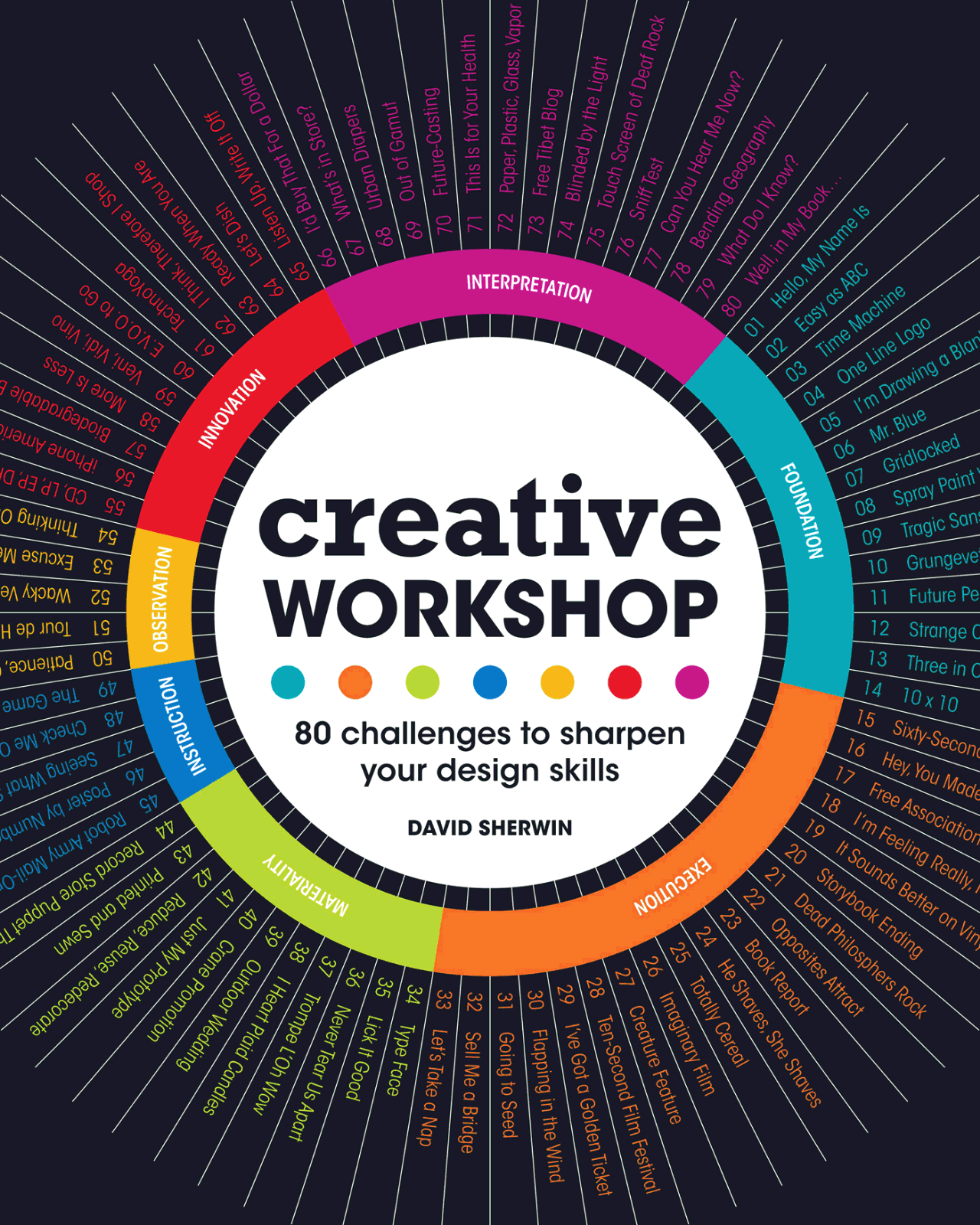 Download PDF Creative Workshop: 80 Challenges to Sharpen Your Design Skills
