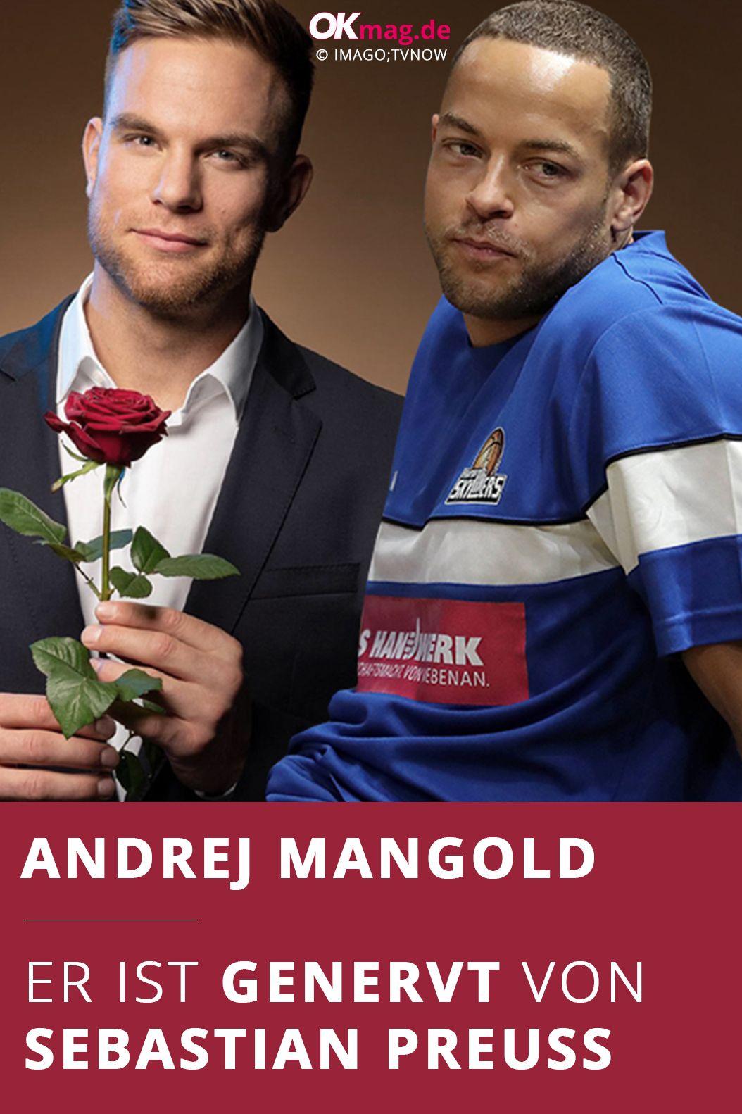 Andrej Mangold Keinen Bock Mehr Auf Bachelor Sebastian Preuss Bachelor Mangold Romantische Momente