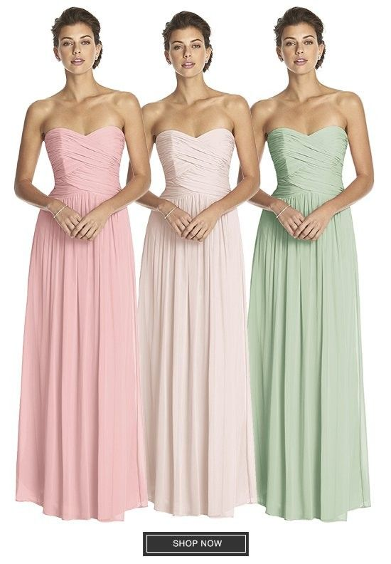 pastelbridesmaiddresses