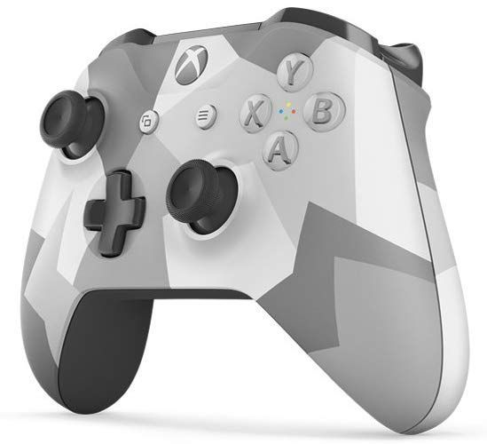 Xbox Wireless Controller Winter Forces Special Edition Bluetoothtechnology 2020