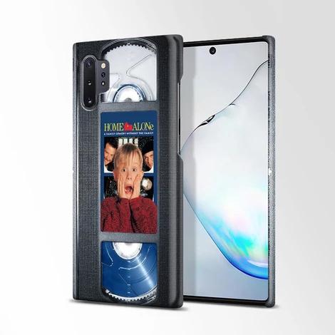 Home Alone Vhs Cassette Samsung Galaxy Note 10 Plus Case | Casacase