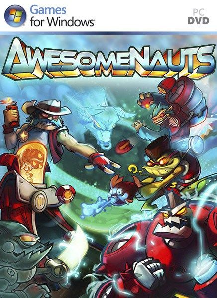 AWESOMENAUTS Pc Game Free Download Full Version | DIG 3024
