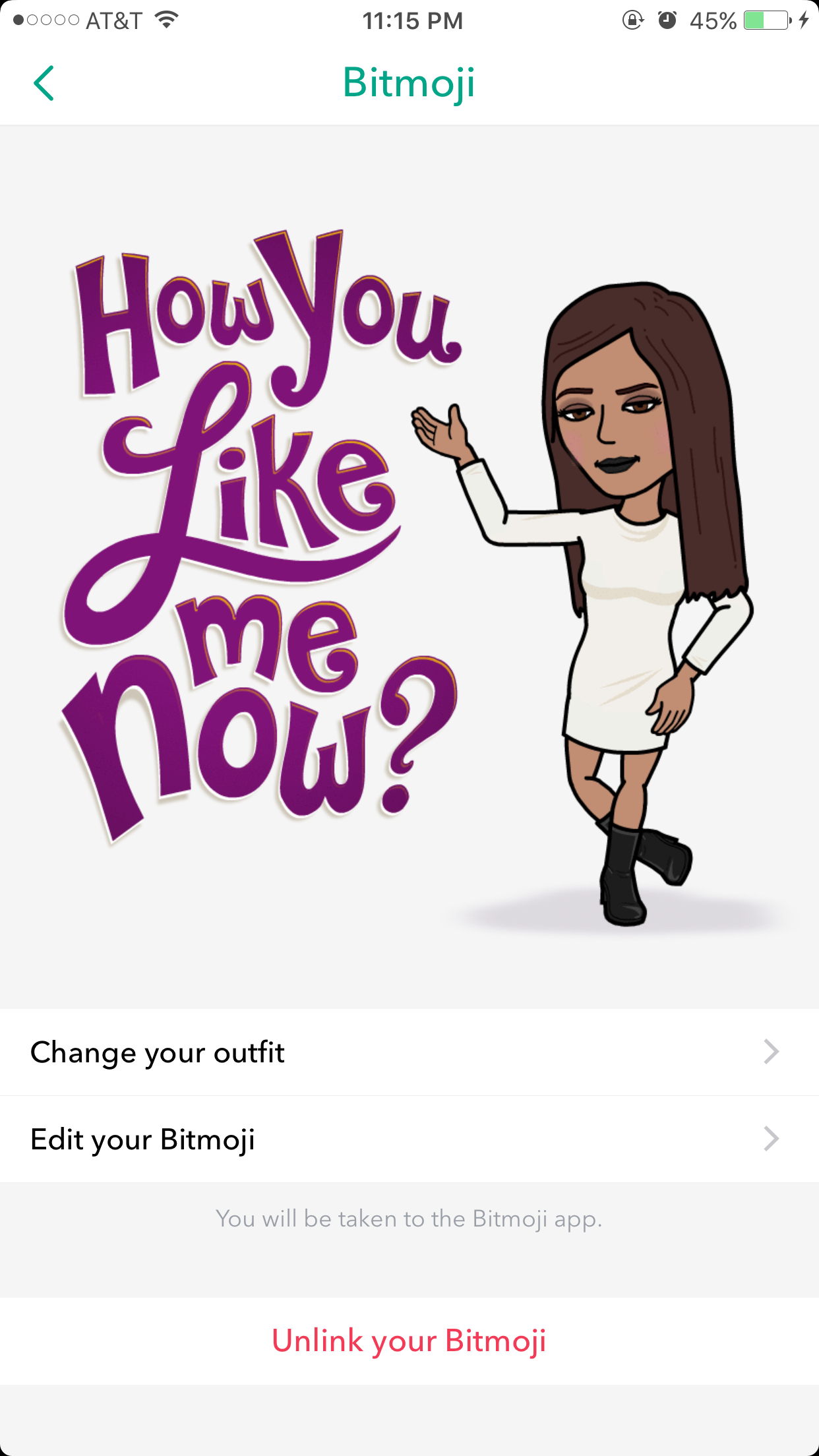 Bitmoji Snapchat What Its Really Used For Changed My Girl