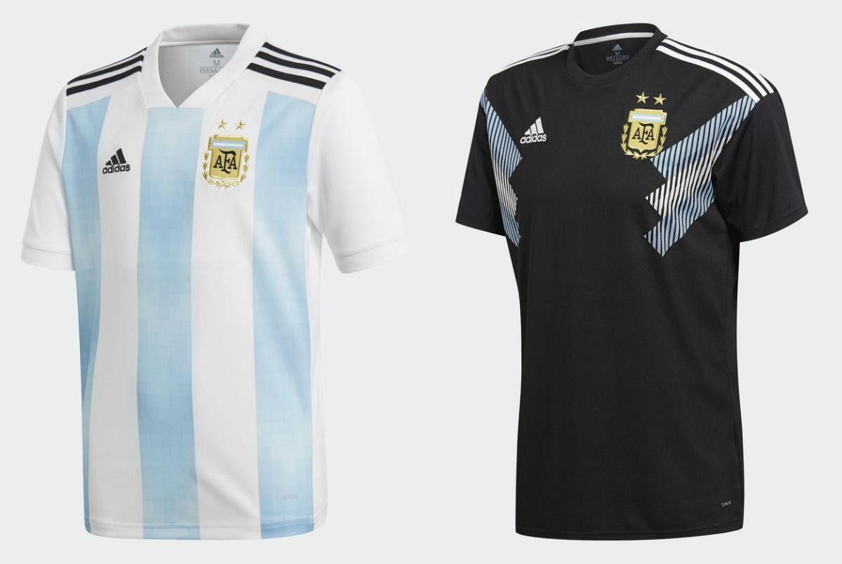 Cuál es la camiseta más linda del Mundial de Rusia 2018   75cc7a39f