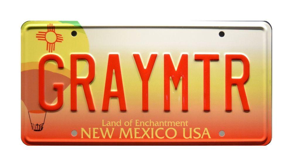 Breaking Bad Metal Stamped License Plate LWYRUP