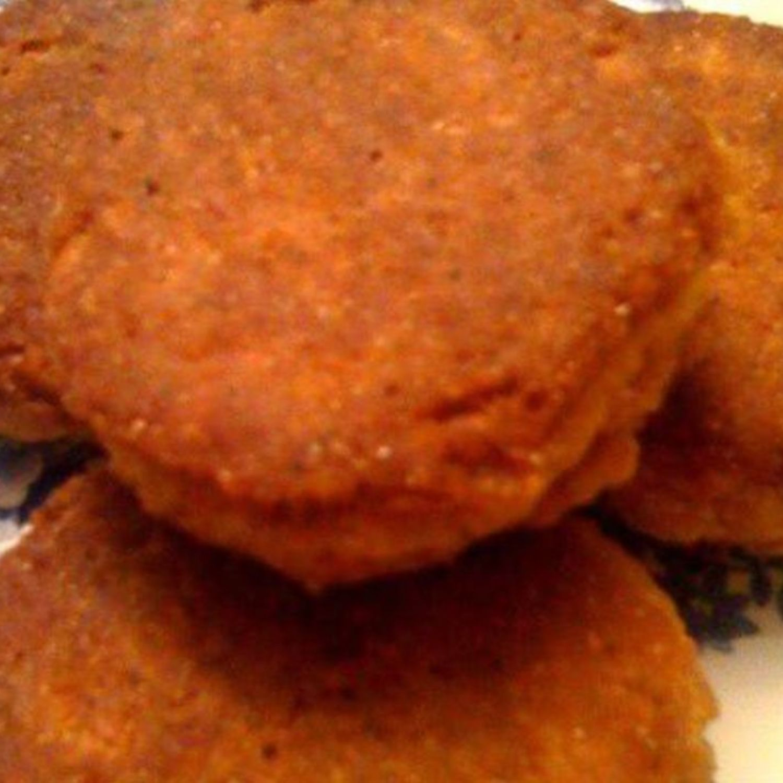 Dish Salmon Croquettes: Salmon Patties Southern Style