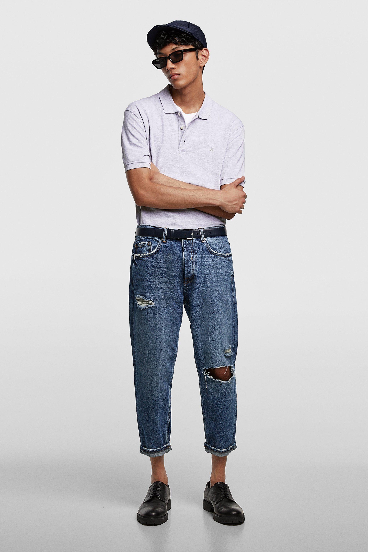 d0423680b0 Loose-fit cropped jeans | wardrobe wants | Jeans, Cropped jeans ...