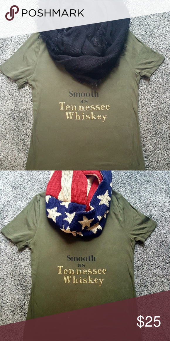 4767000c6 Smooth As Tennesse Whiskey V neck