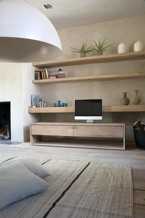 Tv Hall Cabinet Living Room Furniture Designs Wooden Tv: Low TV Unit Possibly For Upstairs In The Family Room. This