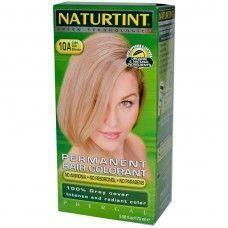 Naturtint Hair Dye Light Ash Blonde 135ml  www.nombox.co.uk/ #lightashblonde Nat... - #135ml #Ash #Blonde #Dye #Hair #light #lightashblonde #nat #Naturtint #wwwnomboxcouk #naturalashblonde