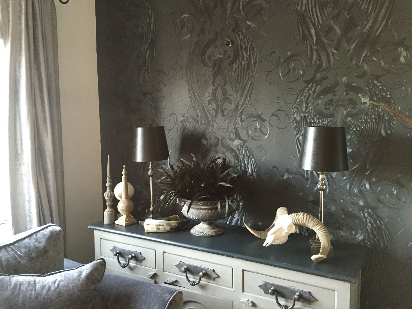 I Love This Beautiful Harald Gloockler Wallpaper Used In My Living