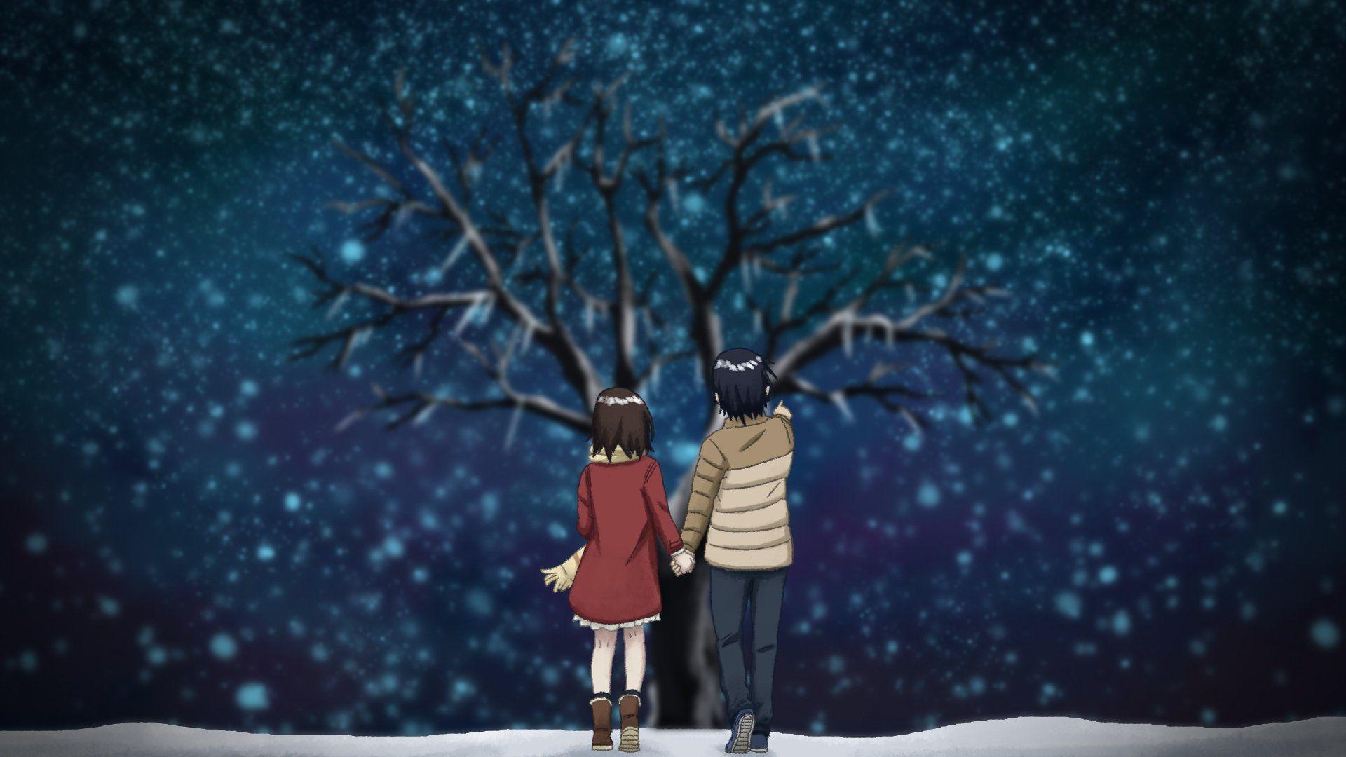 Anime Erased Kayo Hinazuki Satoru Fujinuma Wallpaper Anime Kawaii Anime Anime Images