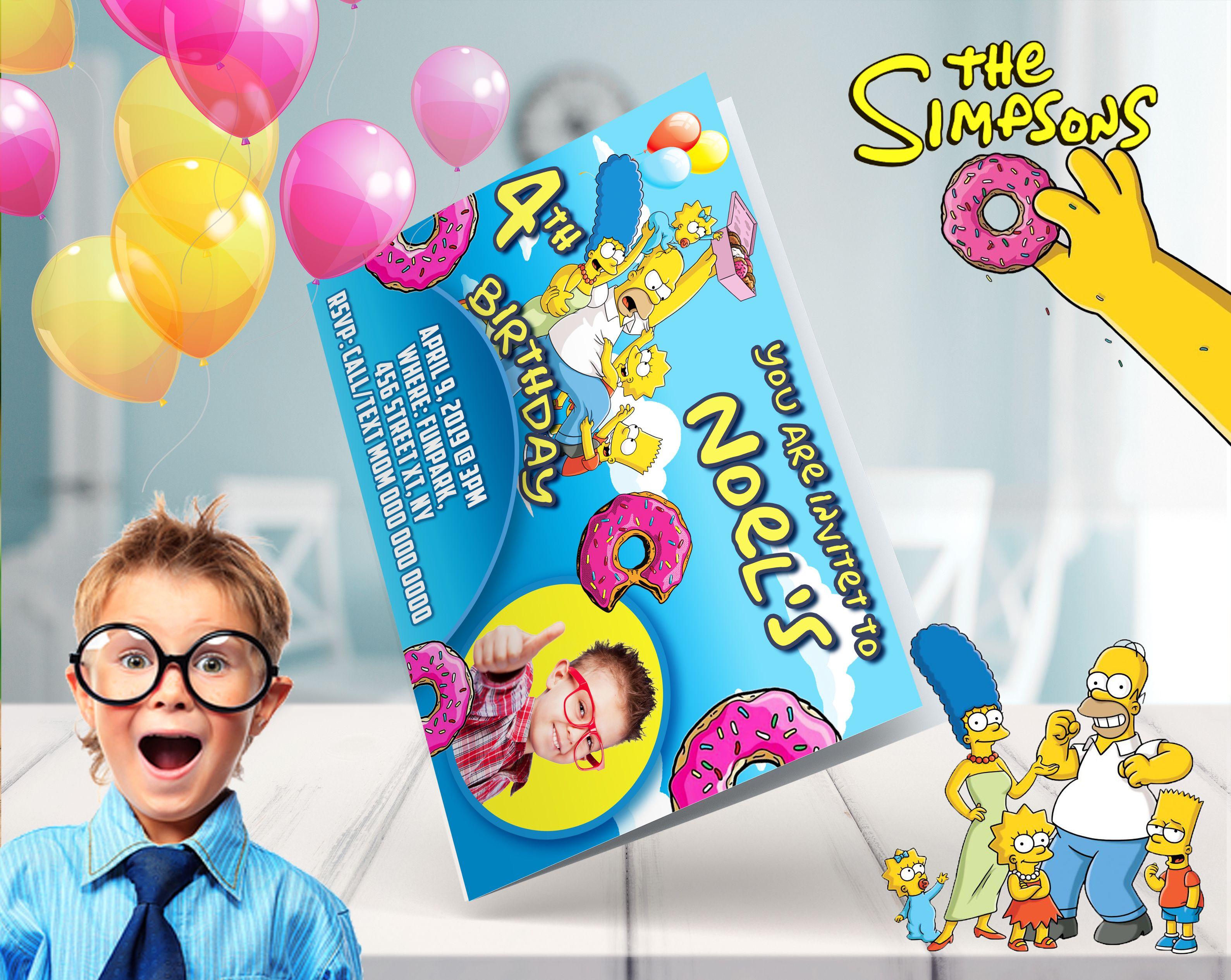 Cartoon Birthday Invitation Card Exaple Movie Cartoon For Kids Fun Birthday Invitation Templates Birthday Invitation Card Template Birthday Invitations