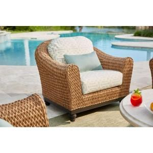 Custom Patio Furniture Outdoors The Home Depot In 2020 Patio Lounge Chairs Lounge Chair Outdoor Outdoor Wicker Furniture