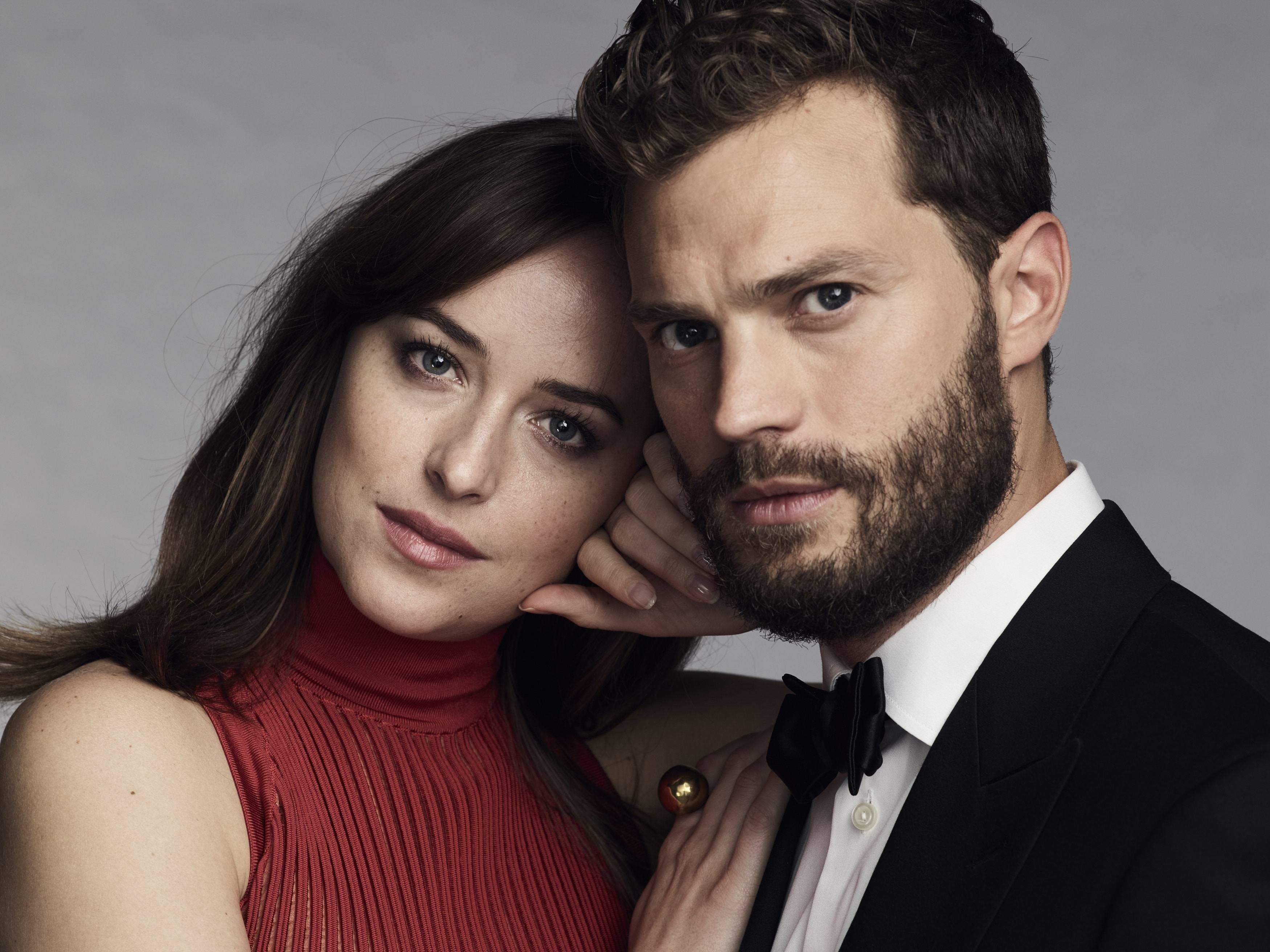 Fifty shades of grey christian daughter fanfiction