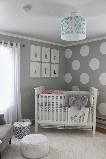 Idee per la cameretta neonati * Nursery ideas Idee